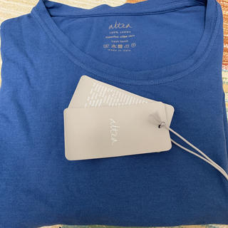 アルテア(ALTEA)の「新品・未使用」altea Tシャツ(Tシャツ/カットソー(半袖/袖なし))