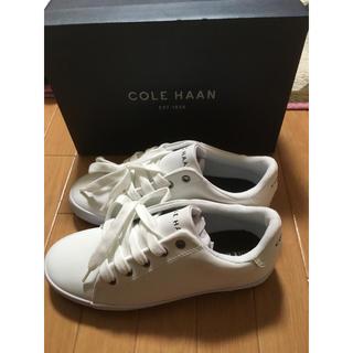 コールハーン(Cole Haan)の【新品 未使用】☆COLE HAAN スニーカー☆(スニーカー)