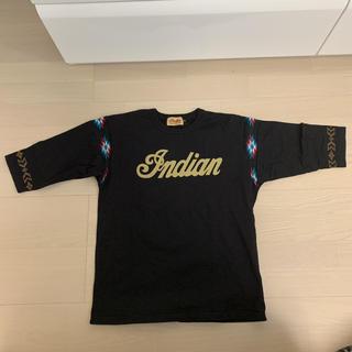 インディアン(Indian)のインディアンモトサイクル(Tシャツ/カットソー(七分/長袖))