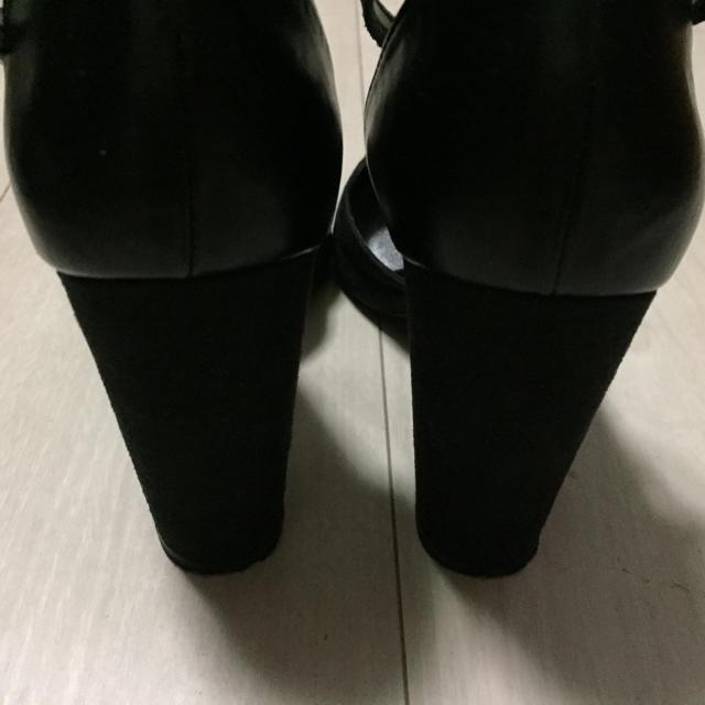 ESPERANZA(エスペランサ)の最終!◆美品◆太ヒールパンプス レディースの靴/シューズ(ハイヒール/パンプス)の商品写真