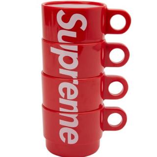 シュプリーム(Supreme)のSupreme stacking cups 新品未使用(グラス/カップ)