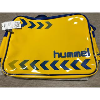 ヒュンメル(hummel)のヒュンメル エナメルバッグ 新品  最終値下げ(その他)
