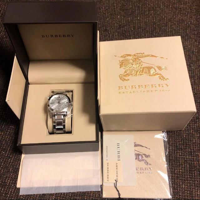 BURBERRY - 新品未使用 Burberry 時計 BU9000 の通販 by だいすけ's shop|バーバリーならラクマ