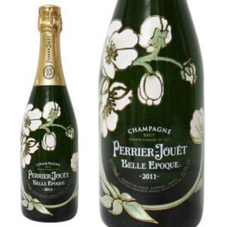 ドンペリニヨン(Dom Pérignon)のベルエポック・2本(シャンパン/スパークリングワイン)