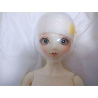 ボークス(VOLKS)の【美品】SDM子天使白蓮 ホワイト肌(付属品付き)(人形)