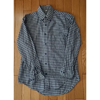 MUJI (無印良品) - チェックネルシャツ