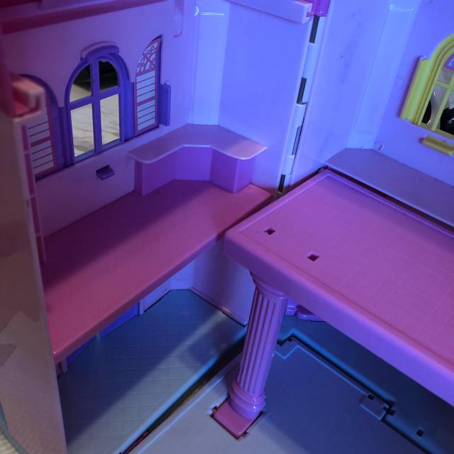サンリオ(サンリオ)のサンリオおもちゃ お城 ジュエルペット キッズ/ベビー/マタニティのおもちゃ(ぬいぐるみ/人形)の商品写真