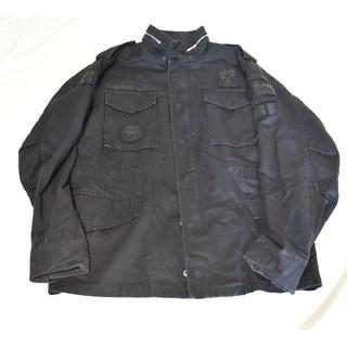 ステューシー(STUSSY)のSTUSSY ステューシー ミリタリー ジャケット M-65 Lサイズ 大きめ(ミリタリージャケット)