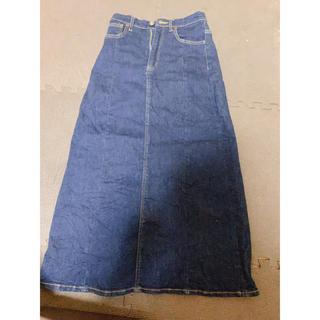 ジーナシス(JEANASIS)のロングスカート 増税前セール!(ロングスカート)