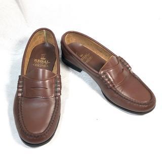 レガロ(REGALO)の【REGAL】リーガル レディースペニーローファー  23EEE(ローファー/革靴)