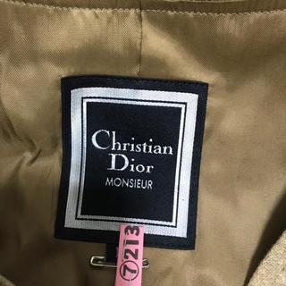 クリスチャンディオール(Christian Dior)の正規品 ディオールベスト(その他)