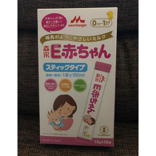 モリナガニュウギョウ(森永乳業)の森永 E赤ちゃん はぐくみ(乳液 / ミルク)