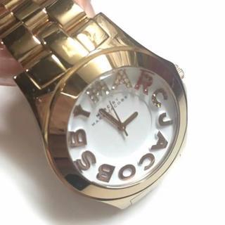 マークバイマークジェイコブス(MARC BY MARC JACOBS)のmark jacobs レディース 腕時計(腕時計)