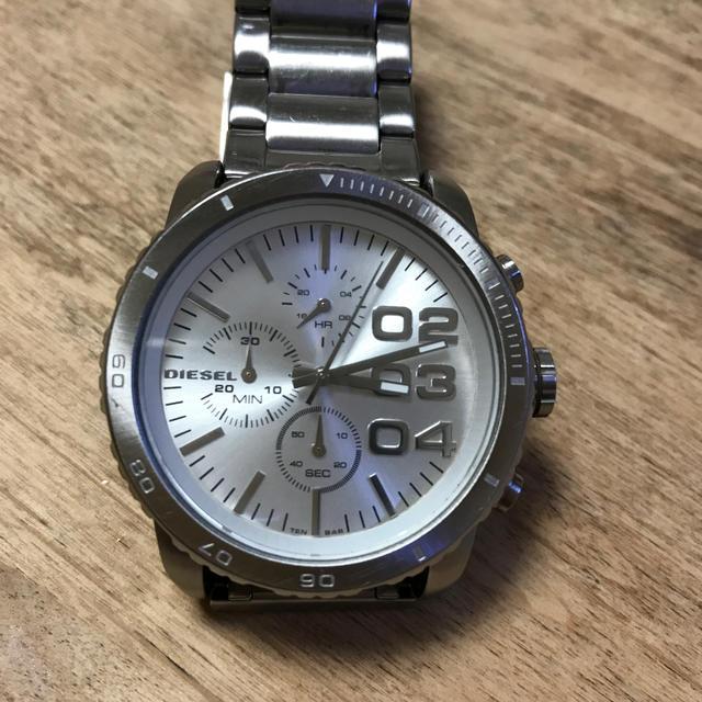 DIESEL - DIESEL  腕時計 dz5301 ジャンク?の通販 by D太郎's shop|ディーゼルならラクマ