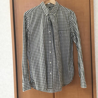 MUJI (無印良品) - 無印良品 メンズシャツ チェックシャツ