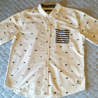 しまむら - しまむら 半袖シャツ アニマル柄 (3Lサイズ)