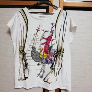 ツモリチサト(TSUMORI CHISATO)のTSUMORI CHISATOTシャツ(Tシャツ(半袖/袖なし))