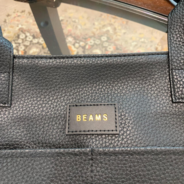 BEAMS(ビームス)のBEAMS 革バッグ メンズのバッグ(トートバッグ)の商品写真