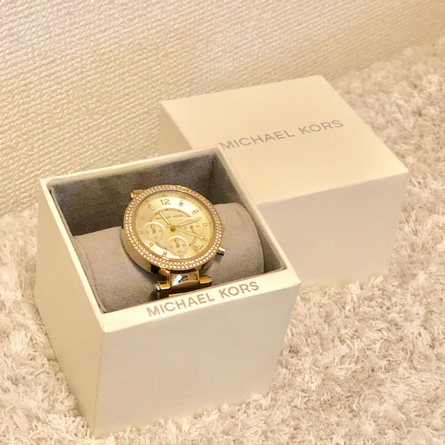 Michael Kors - MICHAEL KORS 腕時計の通販 by mayuka's shop|マイケルコースならラクマ