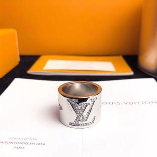 ルイヴィトン(LOUIS VUITTON)のLOUIS VUITTON 指輪 未使用新品(リング(指輪))