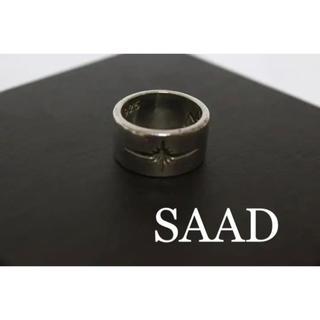 在庫処分セール!SAAD シルバーリング 太陽神 16号(リング(指輪))