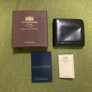ホワイトハウスコックス(WHITEHOUSE COX)のH/S GYM様 専用(折り財布)