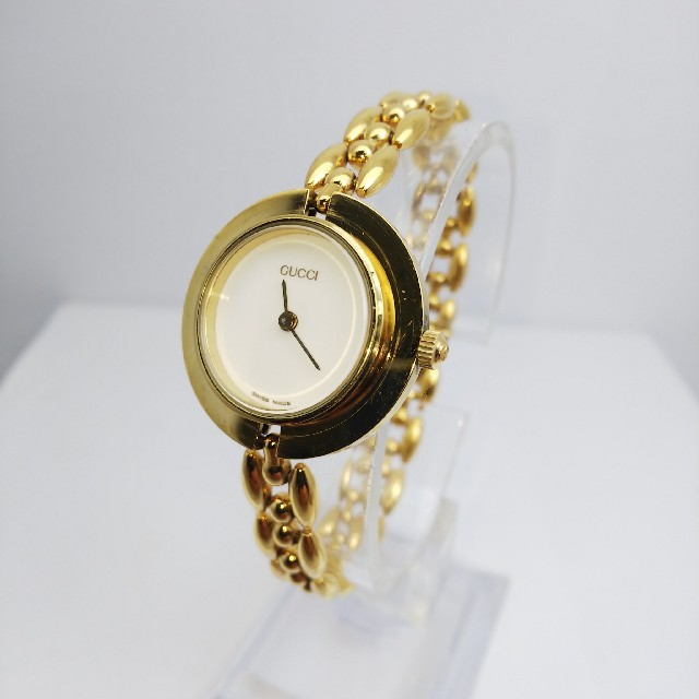 Gucci - GUCCI 腕時計 チェンジベゼル 稼働中 t100の通販 by ティファ's shop|グッチならラクマ