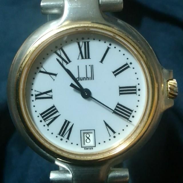 Dunhill - ダンヒル DUNHILL  メンズ腕時計の通販 by always's shop|ダンヒルならラクマ