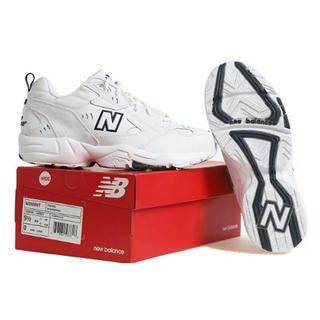 ニューバランス(New Balance)のニューバランス wx608 ホワイト(スニーカー)