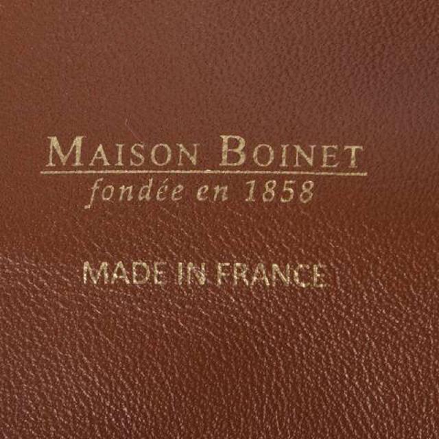 DEUXIEME CLASSE(ドゥーズィエムクラス)のMAISON BOINET/メゾンボワネ カーフスエード フリンジバッグ2018 レディースのバッグ(ハンドバッグ)の商品写真