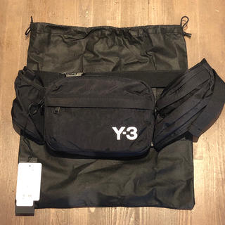 Y-3 SLING BAG / Y-3 スリングバッグ
