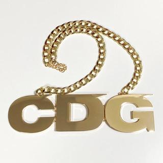 コムデギャルソン(COMME des GARCONS)のCDG 名古屋ポップアップ ノベルティネックレス(ネックレス)