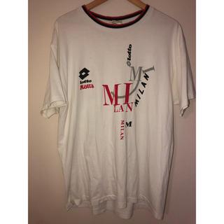 lotto motta tシャツ(Tシャツ/カットソー(半袖/袖なし))