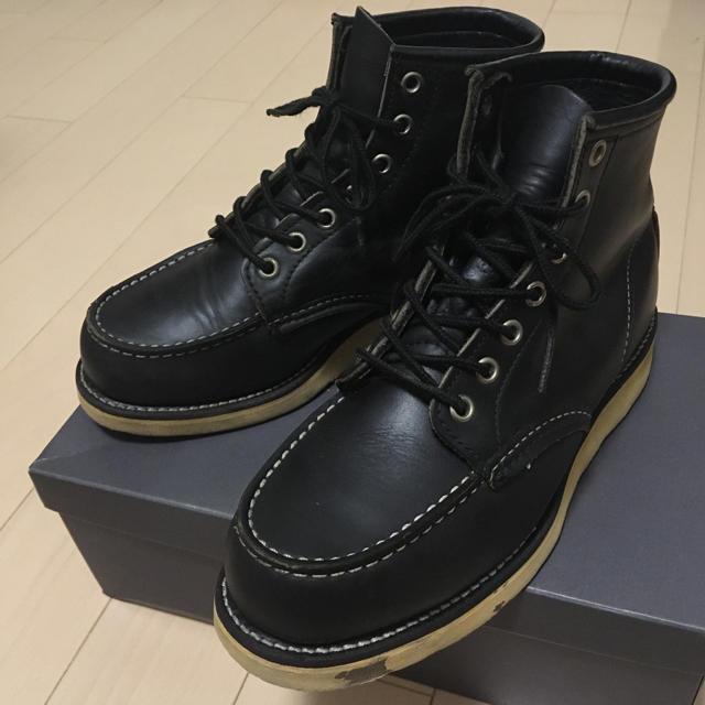 REDWING(レッドウィング)の最終価格★四角犬タグ★ REDWING(レッドウィング)  8179  レディースの靴/シューズ(ブーツ)の商品写真