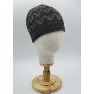 ルイヴィトン(LOUIS VUITTON)のルイヴィトン.ニット帽(ニット帽/ビーニー)