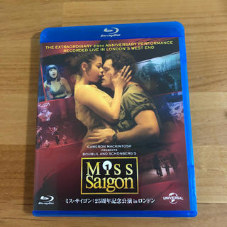 ミス・サイゴン:25周年記念公演 in ロンドン【Blu-ray】(その他)