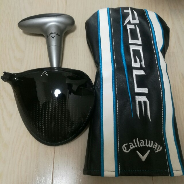 Callaway Golf(キャロウェイゴルフ)のキャロウェイ ローグ (ノーマル) 数量限定モデル 9度 スポーツ/アウトドアのゴルフ(クラブ)の商品写真