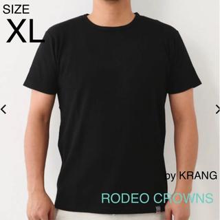 ロデオクラウンズワイドボウル(RODEO CROWNS WIDE BOWL)のRODEO CROWN ワッフル半袖Tシャツ(Tシャツ/カットソー(半袖/袖なし))