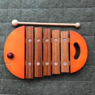 ボーネルンド(BorneLund)のpink様専用 BorneLund おさかなシロフォン(楽器のおもちゃ)