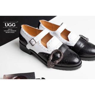 アグ(UGG)の9月🉐セール オーストラリアOZWEARUGG15000円->11999円(ローファー/革靴)