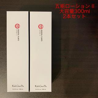 コウゲンドウ(江原道(KohGenDo))の新品未開封 江原道 化粧水300ml 2本セット(化粧水 / ローション)