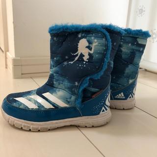 アディダス(adidas)のアディダススノーブーツアナ雪16センチ(ブーツ)