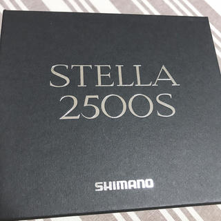 シマノ(SHIMANO)のシマノ 14ステラ2500S(リール)