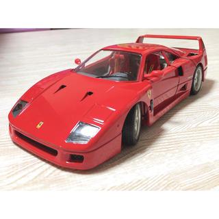 Ferrari - burago FERRARI F40 1987 1/18