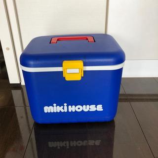 ミキハウス(mikihouse)の【非売品】MIKIHOUSE☆クーラーボックス(その他)