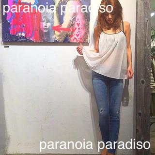 ロンハーマン(Ron Herman)のparanoia paradiso トップス(キャミソール)