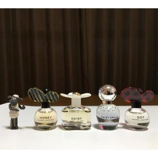 マークジェイコブス(MARC JACOBS)のMARC JACOBS香水4つセット(香水(女性用))
