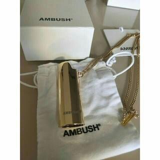 アンブッシュ(AMBUSH)のAMBUSH アンブッシュ ライターケース ネックレス(ネックレス)