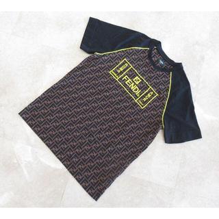 フェンディ(FENDI)の2019年/19AW 新作 フェンディ FFモチーフ Tシャツ 半袖 XS(Tシャツ/カットソー(半袖/袖なし))