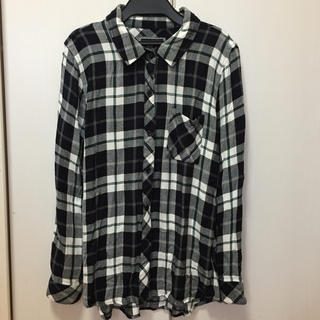 ローズバッド(ROSE BUD)のRails チェックシャツ(シャツ/ブラウス(長袖/七分))